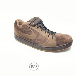 Nike NYX Dylan Skateboarding Suede Shoes Rare